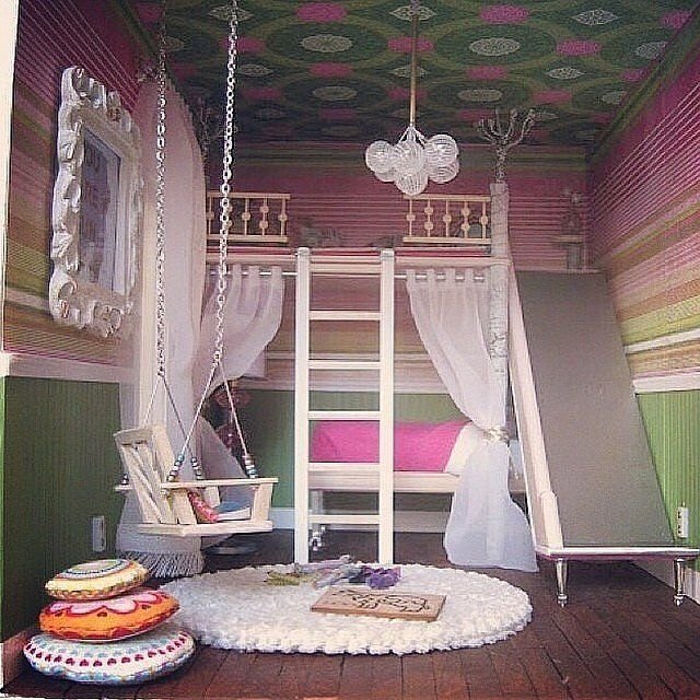 7 Best Images About Girl Abodes Dream Rooms For Girls On