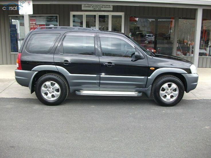 2002 Mazda Tribute Luxury Traveller
