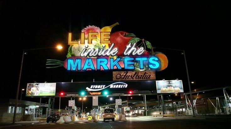 Life inside the Markets - food TV