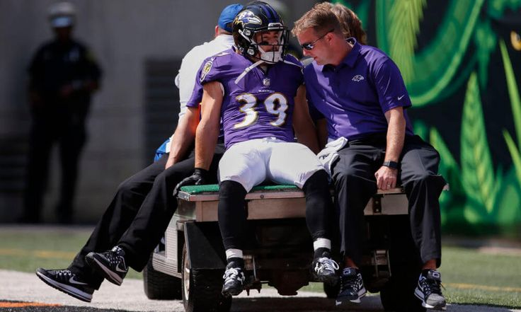 Report | Danny Woodhead out 4-6 weeks = Baltimore Ravens running back Danny Woodhead is expected to remain out for at least the next four-to-six weeks due to a hamstring injury, according to NFL.com's Ian Rapoport. The injury that occurred on Sunday initially.....