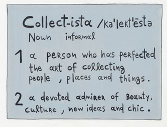 What's a Collectista?