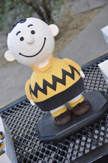 96 best Peanuts Cakes images on Pinterest Peanut cake Charlie