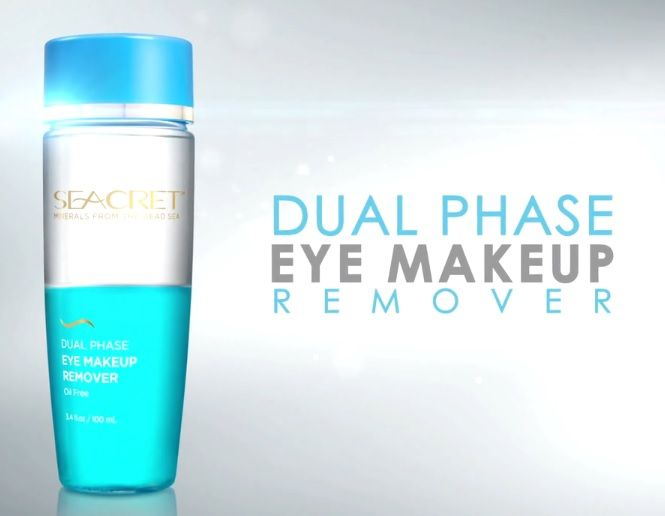 BRAND NEW Seacret Eye Makeup Remover www.seacretdirect.com/leahgristwood Enrol as a VIP customer. Message me about how to become a Seacret Agent!