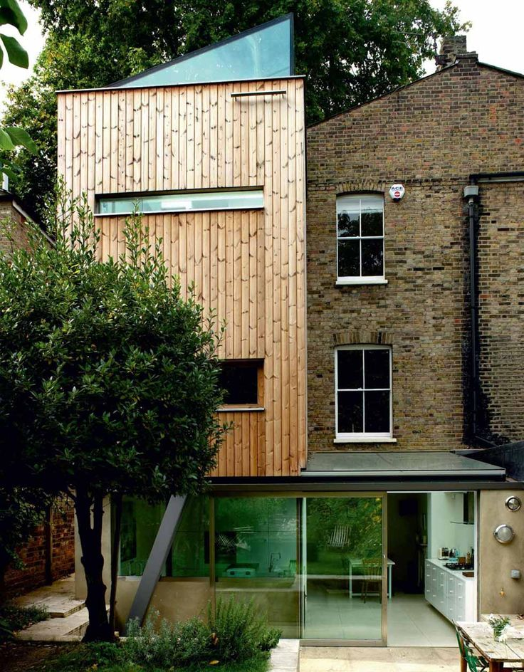 fetching home extension ideas. A narrow timber clad extension with a sloping glass roof  Rear ExtensionExtension IdeasKitchen ExtensionsHouse 108 best Big project ahead images on Pinterest Home ideas