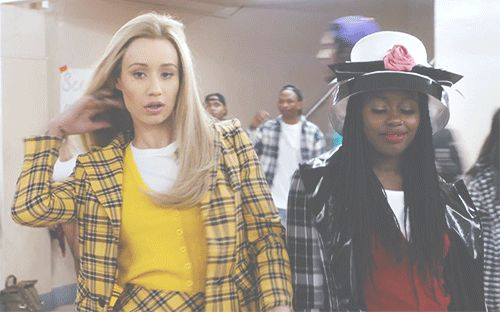 "Iggy Azalea's new ""Fancy"" music video is an homage to Clueless."