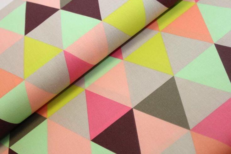 Barevné trojúhelníky