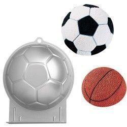 Wilton - Moule a gateau ballon de foot