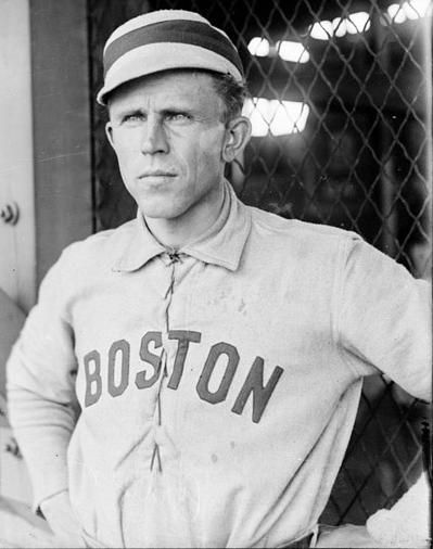 February 3, 1872 – May 14, 1934: Lou Criger: C 1895-1912//      Cleveland Spiders (1896–1898)     St. Louis Perfectos / Cardinals (1899–1900)     Boston Americans / Red Sox (1901–1908)     St. Louis Browns (1909)     New York Highlanders (1910)     St. Louis Browns (1912)// catcher for most of Cy Young's 511 victories, he also caught every inning for eight games with Boston in the first-ever World Series in 1903.