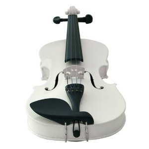i think i just really like white violins. they look so classy