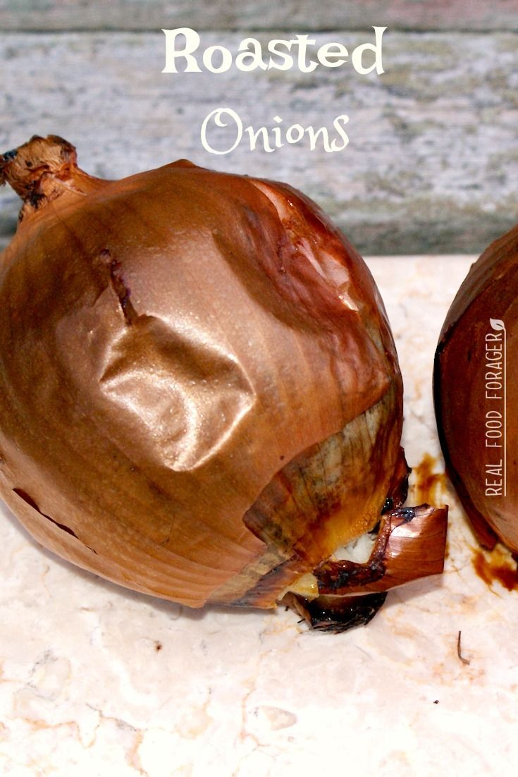Recipe: Roasted Onions. Use these to enhance soups, sauces and gravies without any starches!