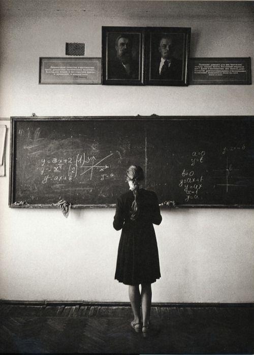 Blackboard and braid