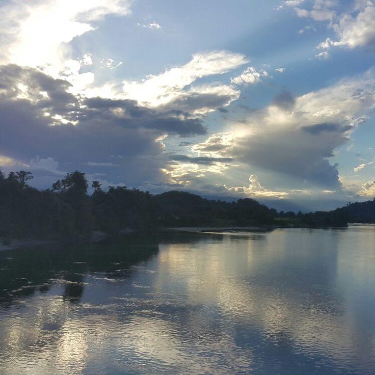 MaLiKa river, Putao, Myanmar