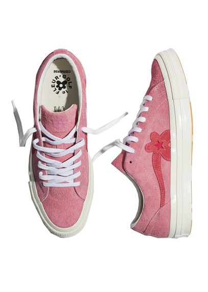 Converse One Star X Golf Le Fleur Rose By Converse Shoes Shoes