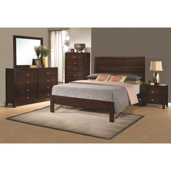 Horizons 5 Piece Bedroom Set