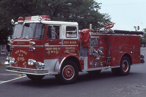 Details about South Amboy NJ 1972 Seagrave Pumper- Fire