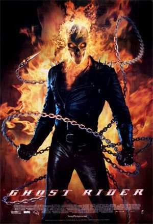 Ghost Rider. The one and only ghost rider movie. #ghost #rider #movie