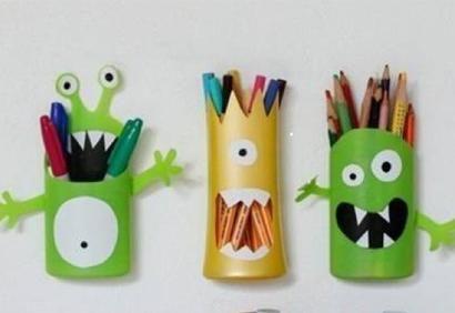 Relâche scolaire: 10 idées de bricolage à faire avec les enfants