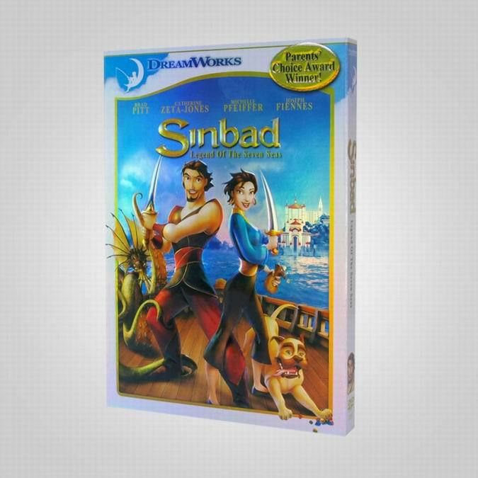 Sinbad - Legend of the Seven Seas Disney DVD,Wholesale disney DVD,Disney DVD,Disney Movies,Disney  DVD Movies,wholesale disney movies,order disney dvd,buy disney dvd,hot selling disney dvd,cheap disney dvd,popular disney dvd,kids disney dvd,child disney dvd,baby disney,animation disney dvd,walt disney dvd,$2.8-3.8/set,free shipping (5-7days delivery).---come from China.