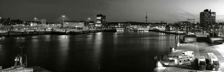 Kiel Fjord Panorama by Jens Krüßmann on 500px