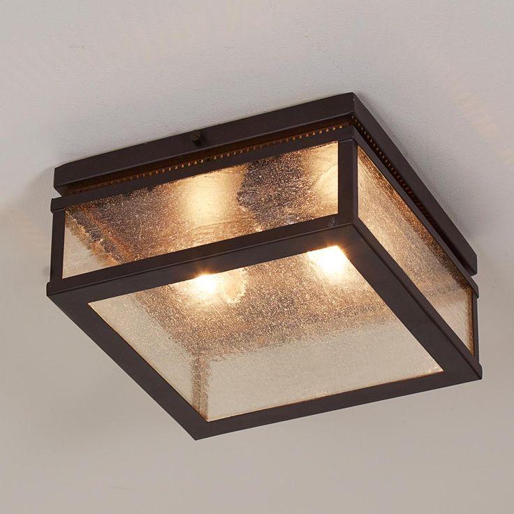 Heritage Indoor Outdoor Ceiling Light $215