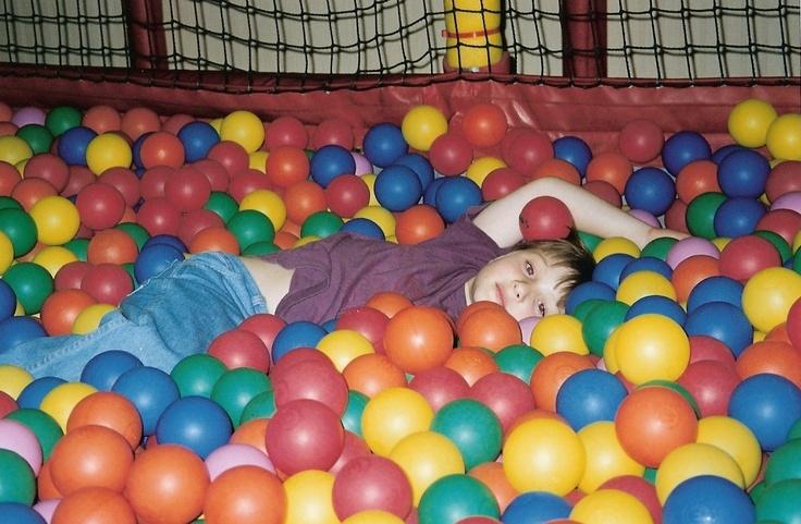 I love balls.