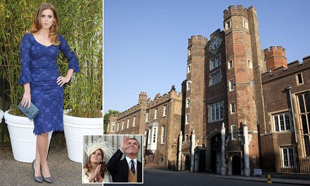 Princess Beatrice's St James's Palace home has over 100 fire hazards
