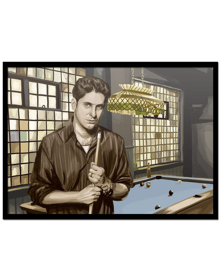 Peterotooleart — christopher moltisanti