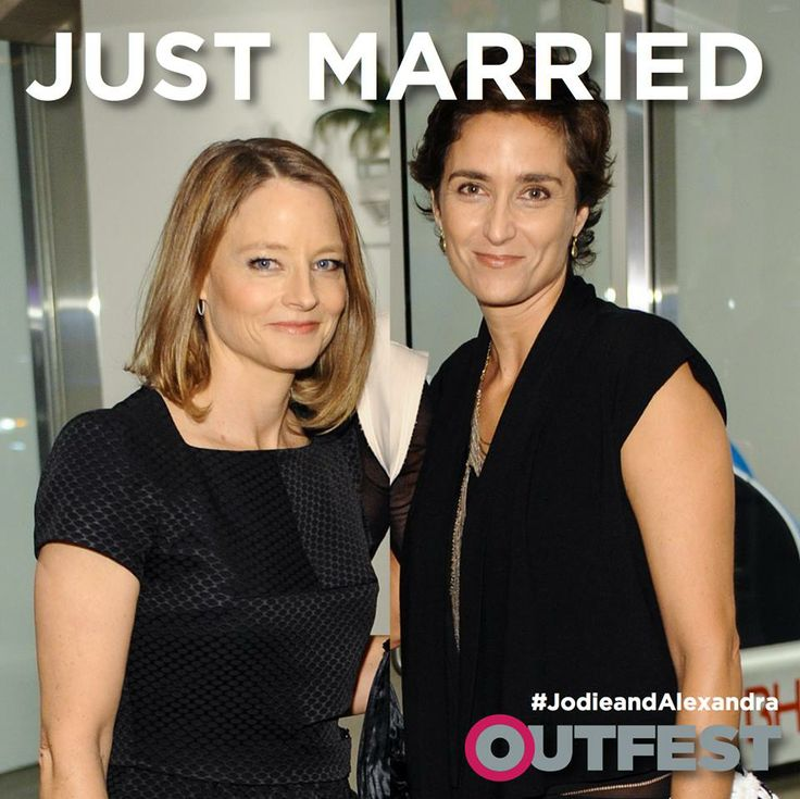 Jodie Foster and Alexandra Hedison! | People - Movies, TV ...