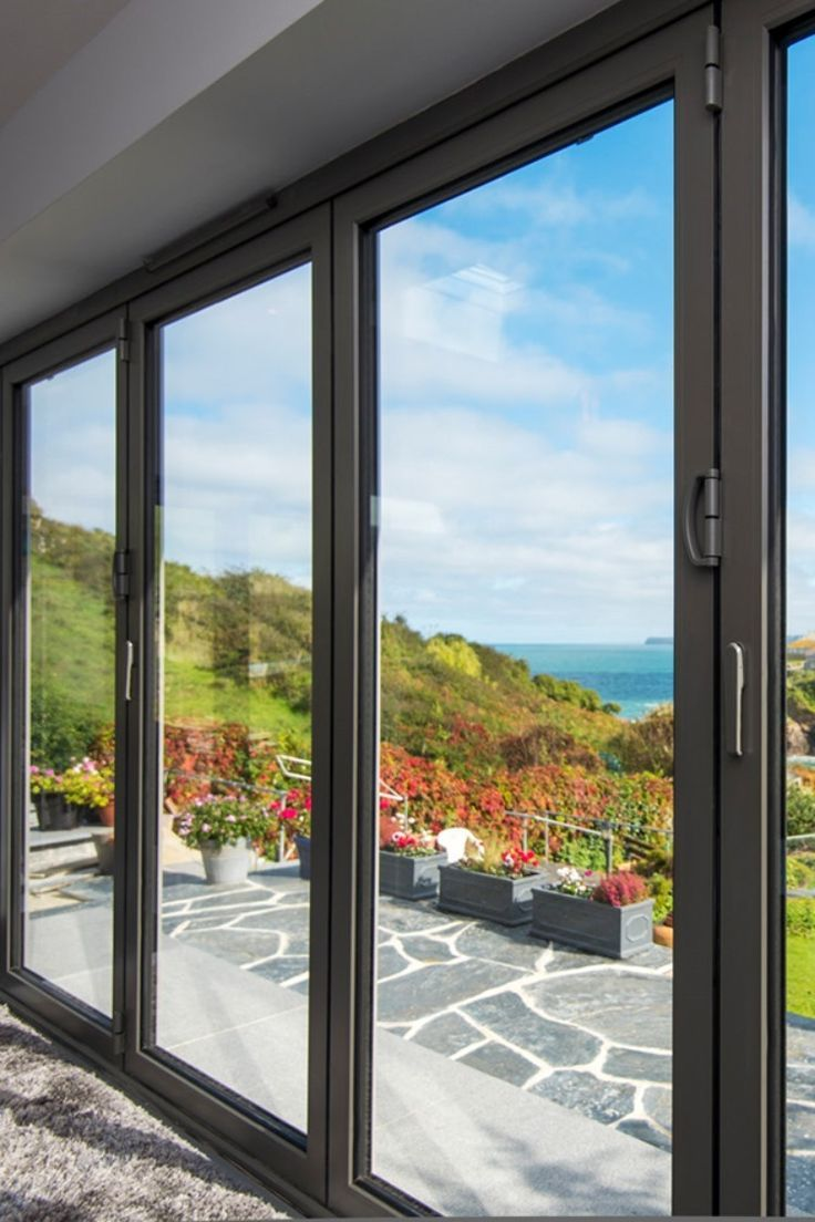 Origin S Products Combine High Grade Aluminium With Precision Engineering To Create Functional And Elegant Products With Images Bifold Doors New Homes Windows 20