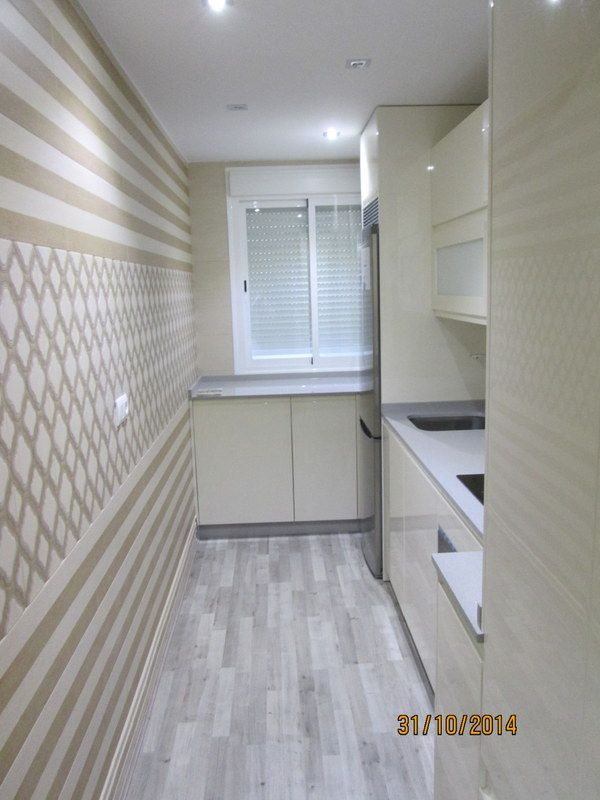 Cocina en vivienda privada,Montoro (Córdoba)