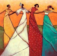 Sagrado Femenino: MEDITACIÓN MUNDIAL DE CÍRCULOS DE MUJERES
