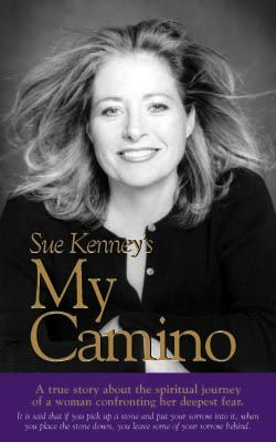 Sue Kenney is the Canadian bestselling author of 'My Camino' & 'Confessions of a Pilgrim'.  She is a pilgrim, filmmaker, barefoot enthusiast, storyteller, speaker & coach, who has walked the Camino de Santiago de Compostela 9 times and leads annual tours.  In May 2012, Sue walked the Camino barefoot.  http://www.facebook.com/MyCaminoBook