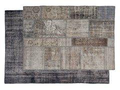 Handmade rectangular rug ONLY YOU - Sirecom Tappeti