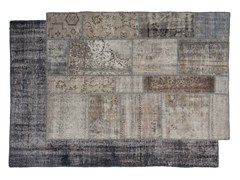 Handmade rectangular rug ONLY YOU - Sirecom Tappeti