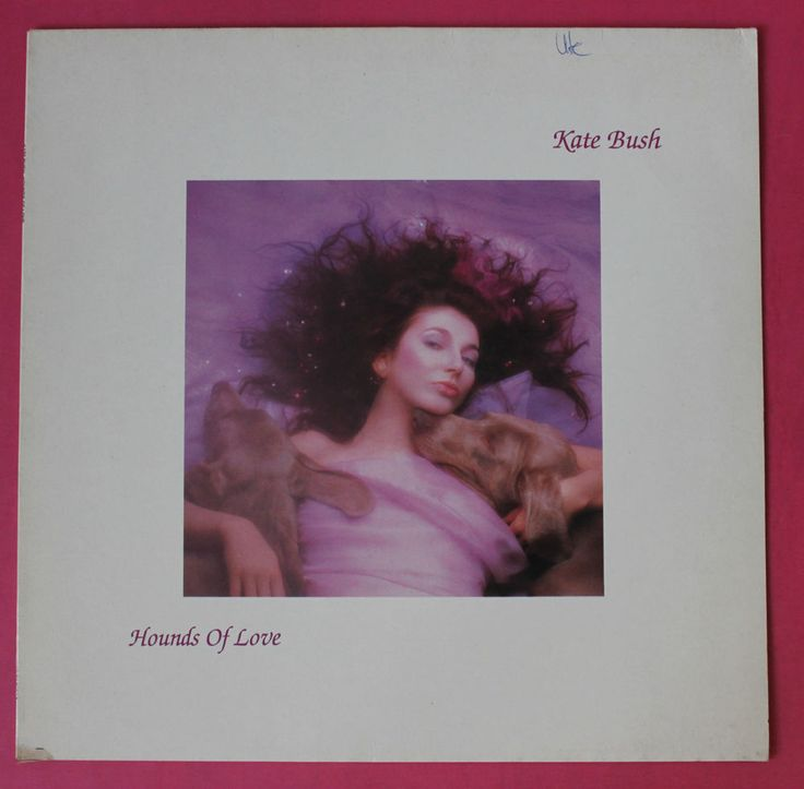 "Kate Bush - Hounds Of Love - Vinyl LP, OIS, inkl. ""Running Up That Hill"" uvm."