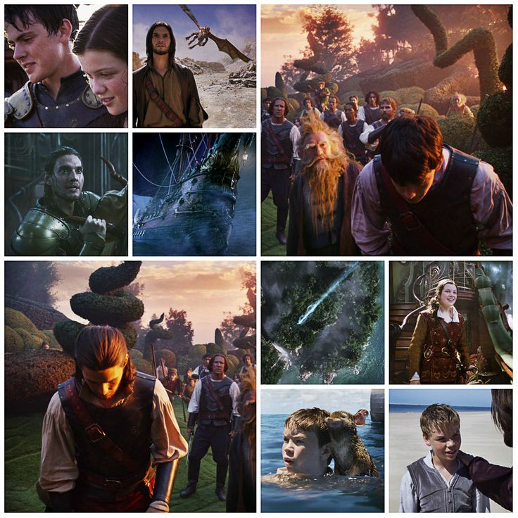 # Narnia The Voyage of Dawn Treader