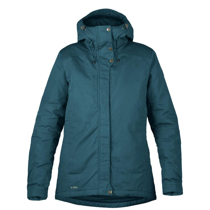 Xtend-Angebote Fjällräven Skogsö Padded Jacket W Winterjacke Damen blau Gr. L: Category: Outdoorbekleidung > Damen >…%#Outdoor%