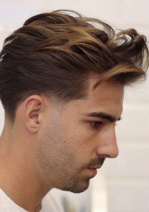 84 Medium Length Mens Haircut For 2018 2019 Latest Mens Hairstyles
