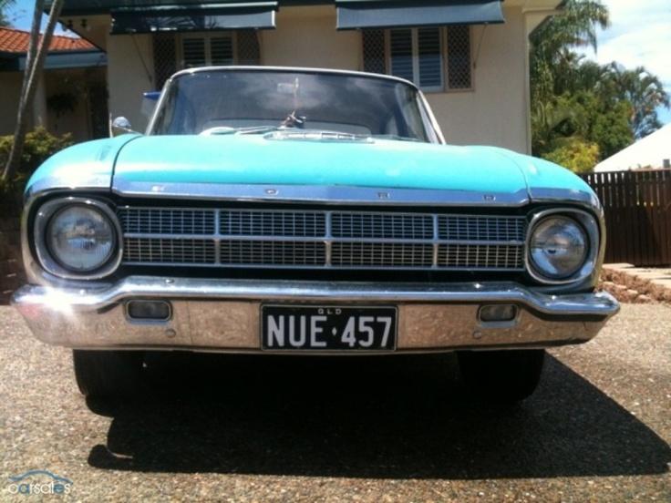 1964 Ford Falcon Deluxe XM