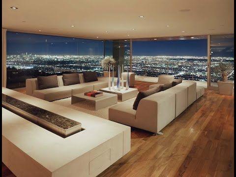 Fantastic Interior Design Ideas   That's Show You City Skyline View