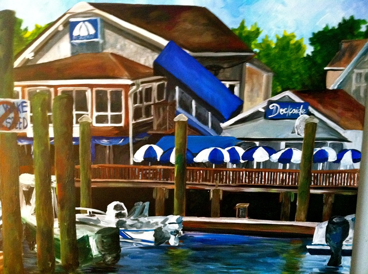 Dockside at Wrightsville Beach NC - Images About Dining At Wrightsville Beach On Pinterest