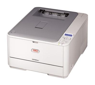 OKIData C530dn Color Laser Printer