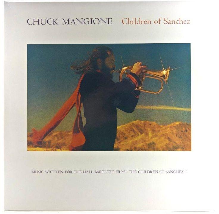 Chuck Mangione - Children Of Sanchez 2LP 180g US