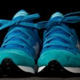 Comprar zapatillas Saucony Dxn Trainer PRM Azul Verde y otros modelos de zapatillas Asics, en nuestra tienda on line de sneakers y retrorunning, con envío gratis: thepoint.es