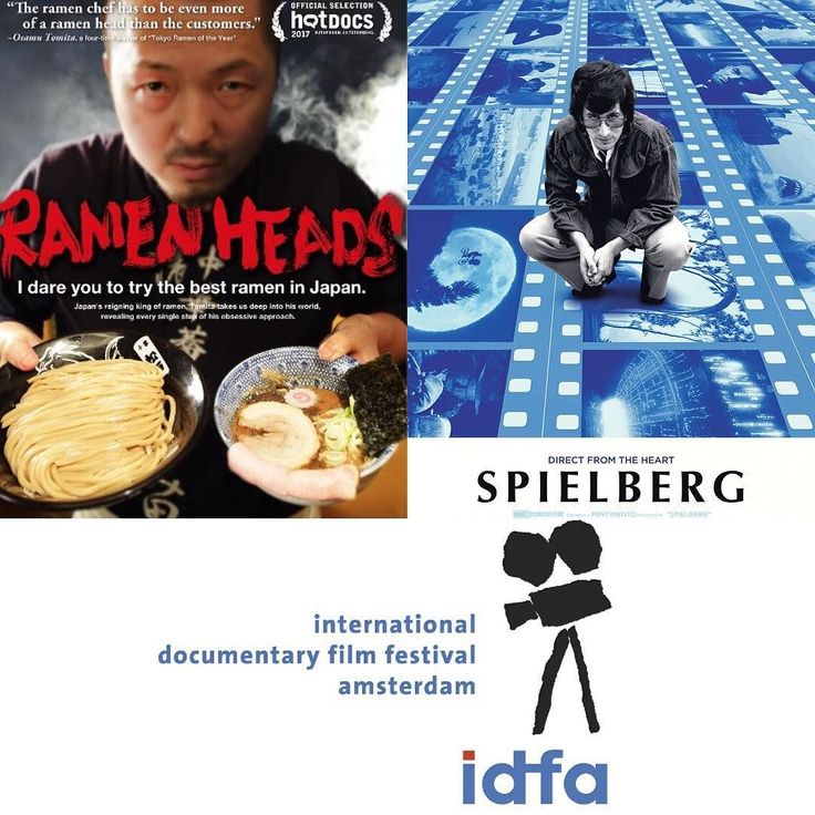 Got myself tickets for 2 documentaries at this year's @idfafestiva ; Ramen Heads and Spielberg. Guess both titles are pretty self explanatory.  Who else is going to or has already been at IDFA in Amsterdam? -Melvin #IDFA #Amsterdam #idfa2017 #documentary #documentaries #020 #ramenheads #spielberg #ramen #japan #japanesefood #stevenspielberg #et #goonies #strangerthings #otaku #manga #anime #らめん #ラーメン#らーめん #拉麺 #food #foods #foodporn #foodie #foodblogger #filmfestival #amsterdamcomiccon…