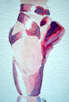"""Ballet Pointe Shoes"" par Cyra R. Cancel"
