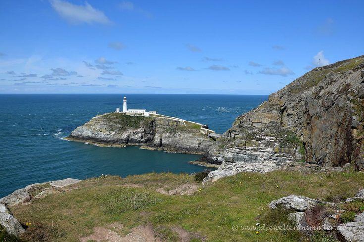 Ausführlicher Reisebericht von einer Reise mit dem Wohnmobil durch England, Wales und auf die Isle of Man mit Besuch in Cornwall, den Breacon Beacons und der Holy Island.