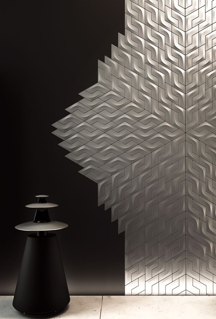 Awesome tile for a feature wall! - BV Tile & Stone Anaheim | Versatile Arc