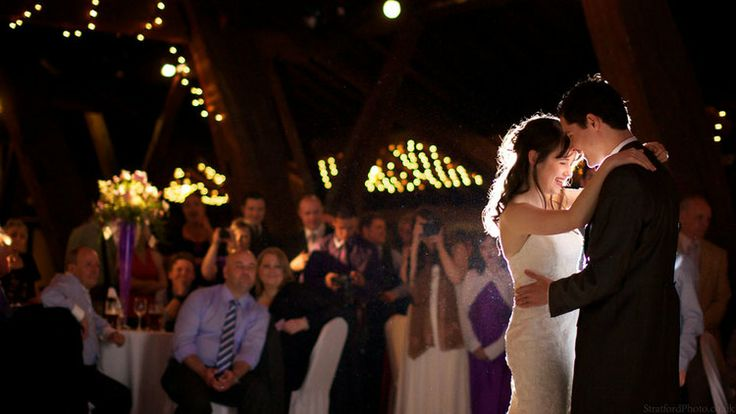 Beautiful First Dance by James Stratford Photography