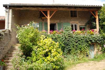 Maison avec Chambres d'hôtes à vendre à Juille en Beaujolais